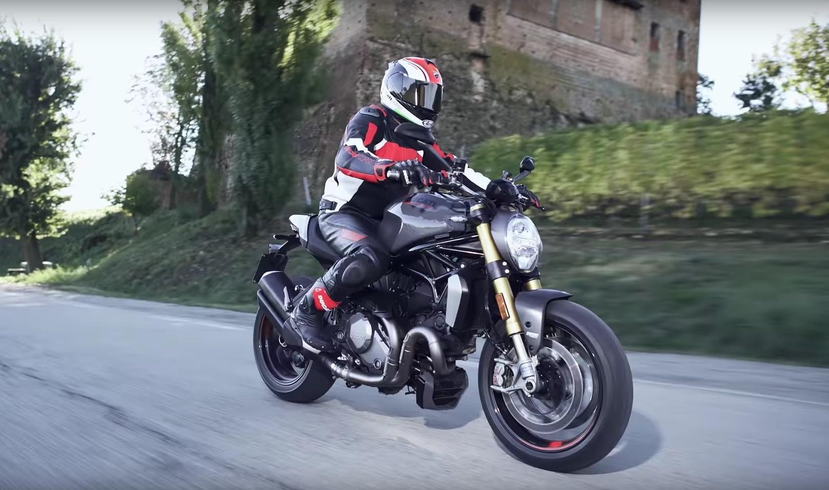Ducati Monster 1200/S 2017