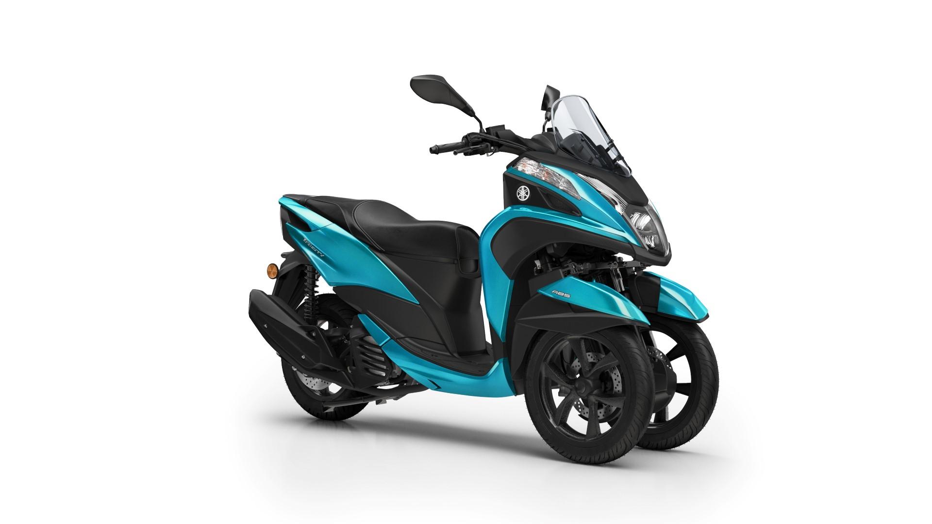 Yamaha Tricity 2017