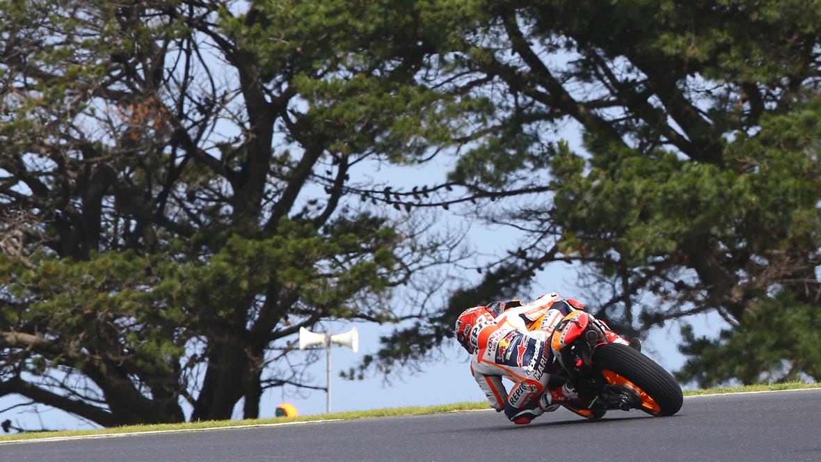 Parrillas provisionales de MotoGP, Moto2 y Moto3 para 2017