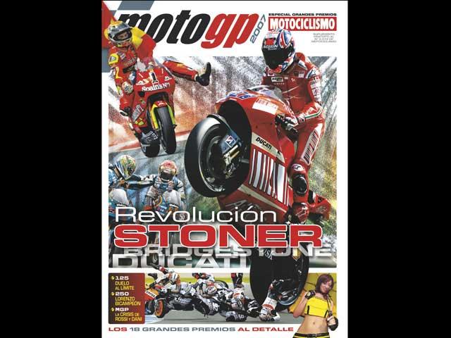 Especial Grandes Premios de MOTOCICLISMO