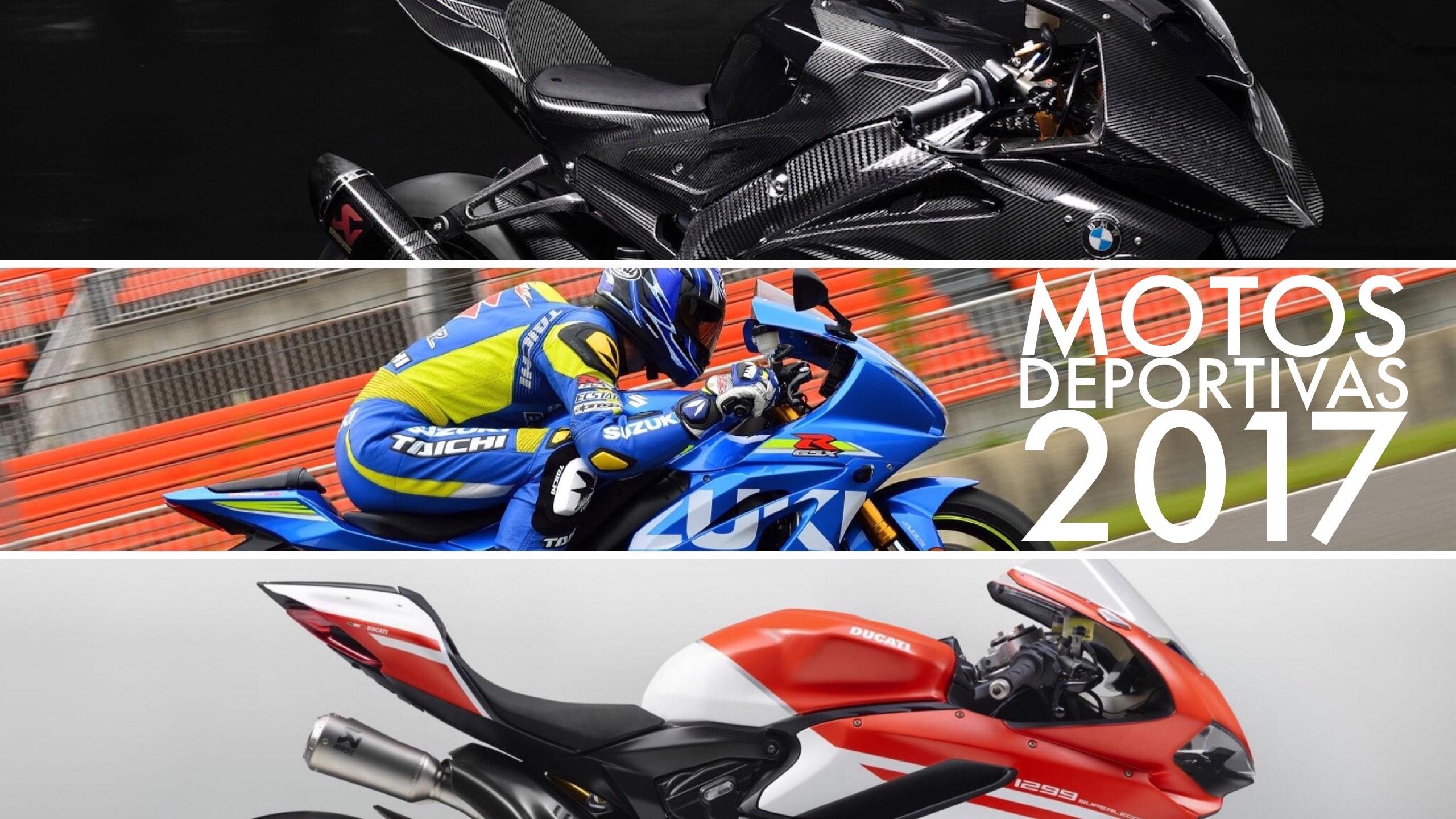 Novedades Motos Deportivas 2017