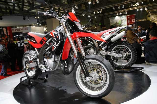 Novedades 2008: Aprilia RX y SX 125