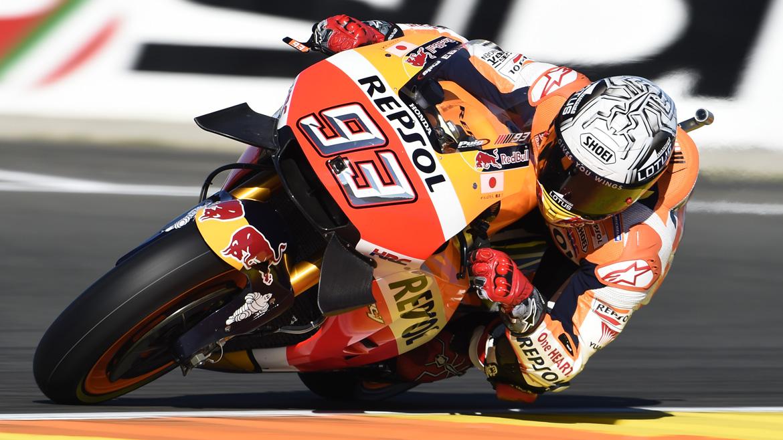 MotoGP Valencia 2016: Márquez y Viñales baten a Lorenzo en el FP3