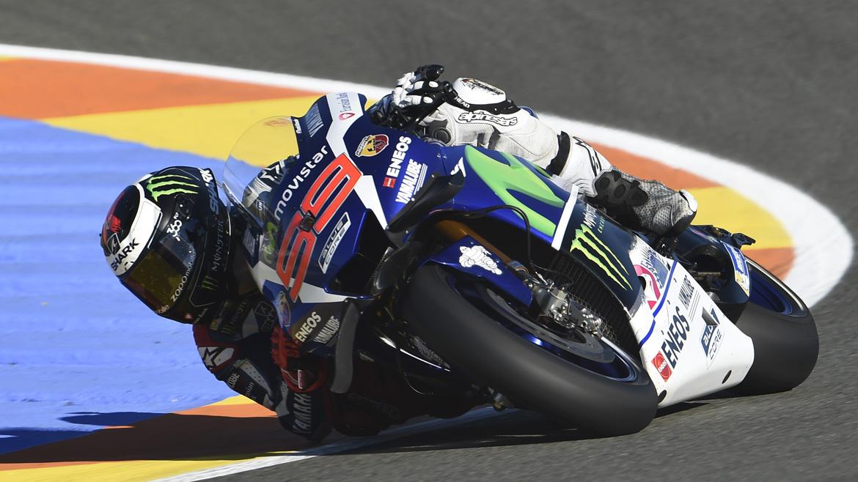 MotoGP Valencia 2016: Lorenzo se adueña de la última pole del año