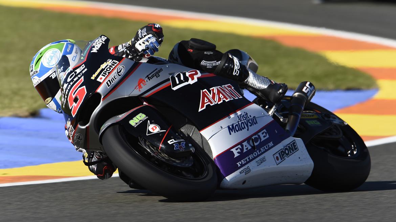 MotoGP Valencia 2016: Zarco saldrá primero en Moto2