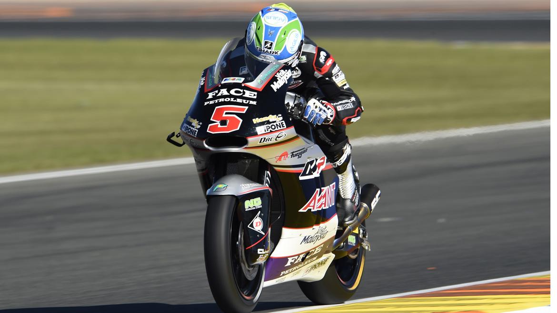 MotoGP Valencia 2016: Johann Zarco se despide de Moto2 con una nueva victoria