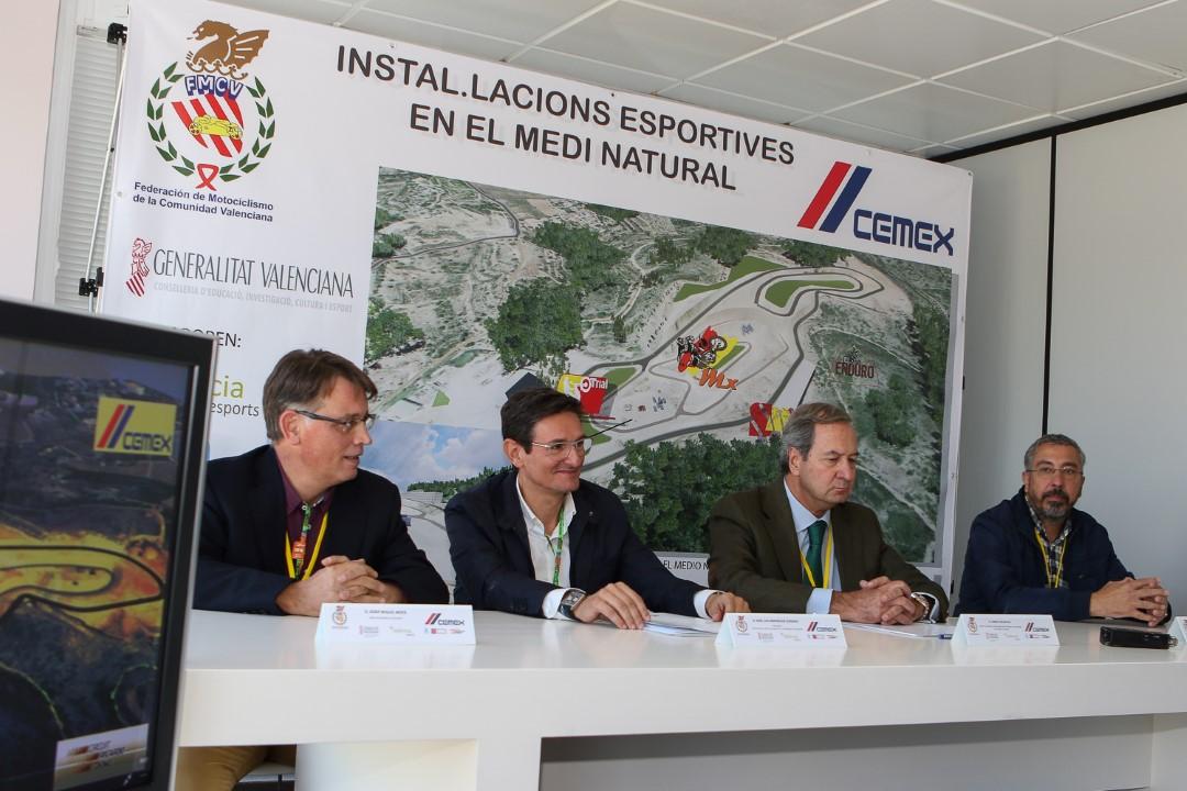Aprobada la creación de nuevas instalaciones de motociclismo en la Comunidad Valenciana
