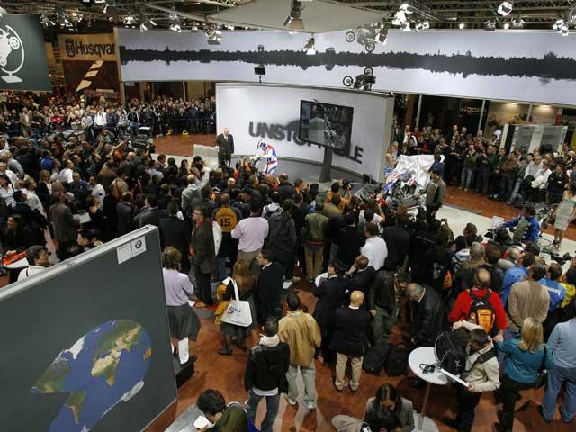 El Salón de Milán en imágenes