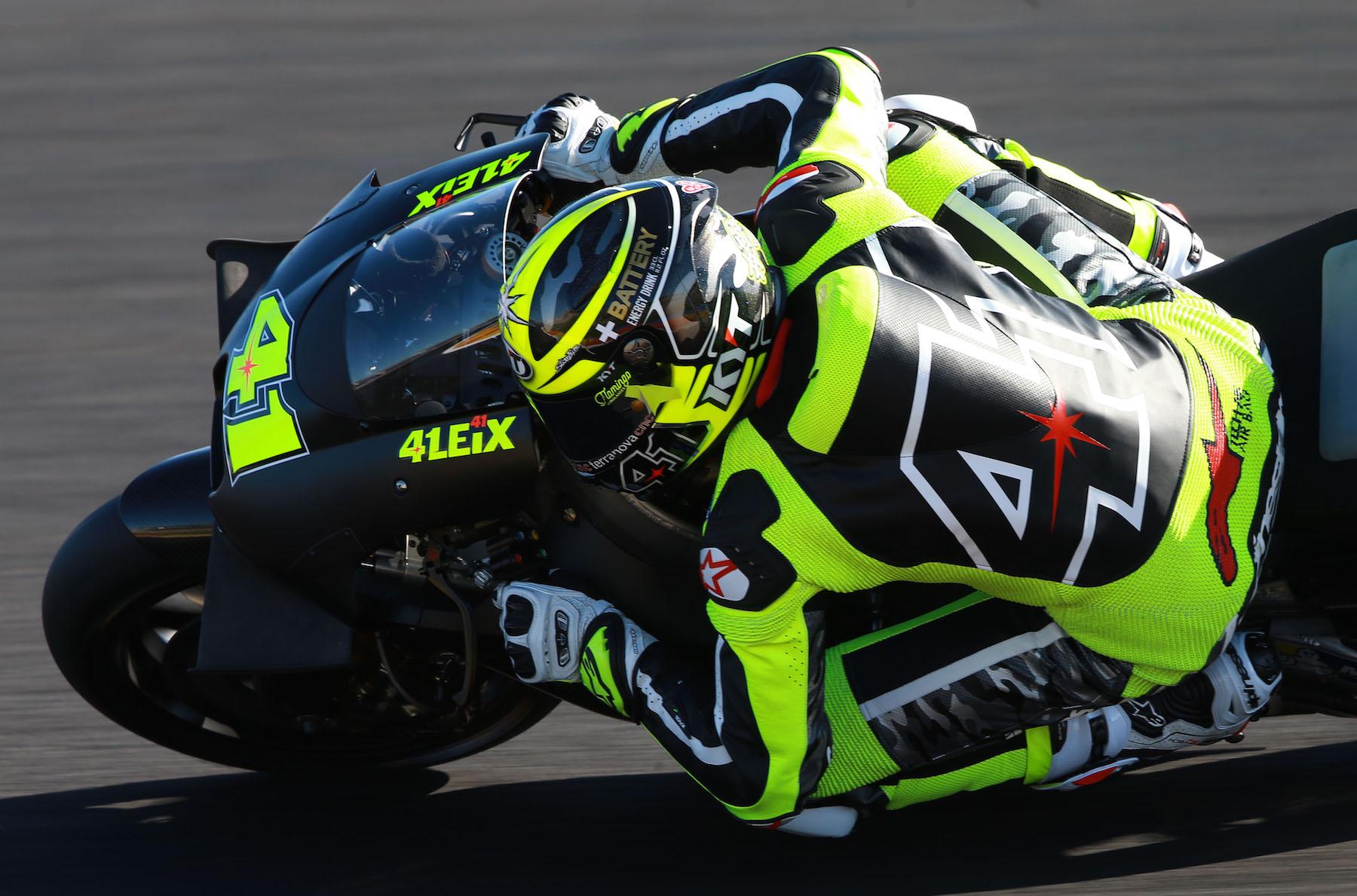 """Aleix Espargaró: """"Aprilia nunca había estado tan cerca en la era MotoGP"""""""
