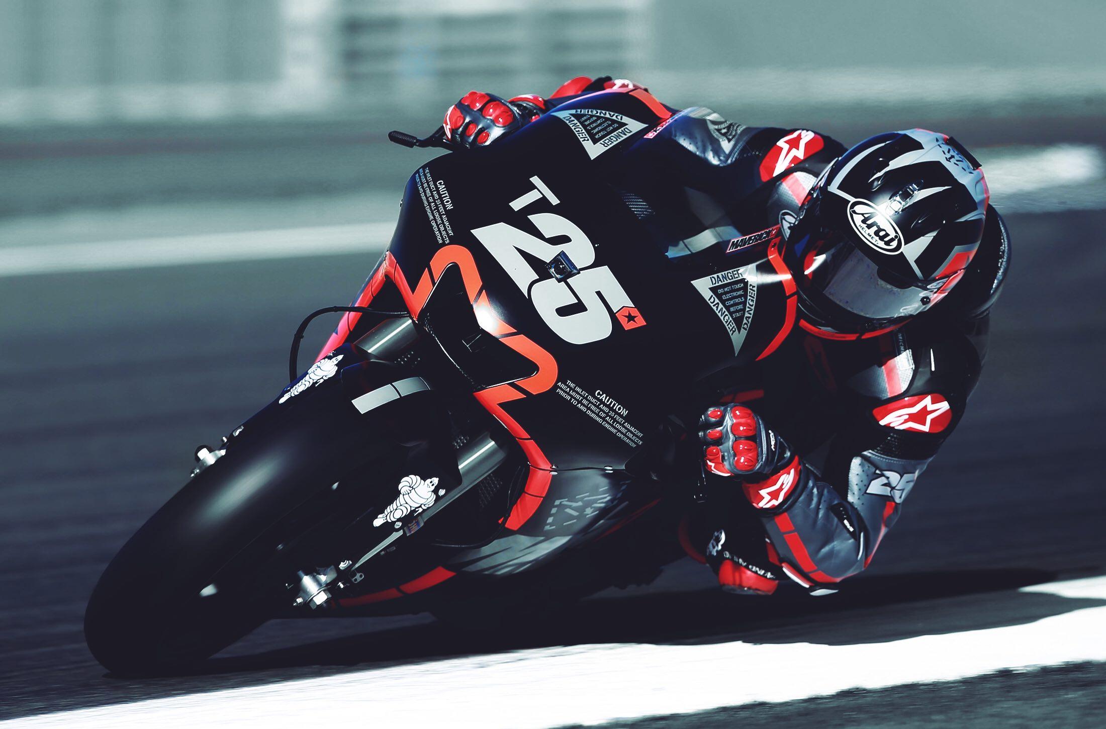 Maverick Viñales bate a Marc Márquez en el estreno de MotoGP 2017