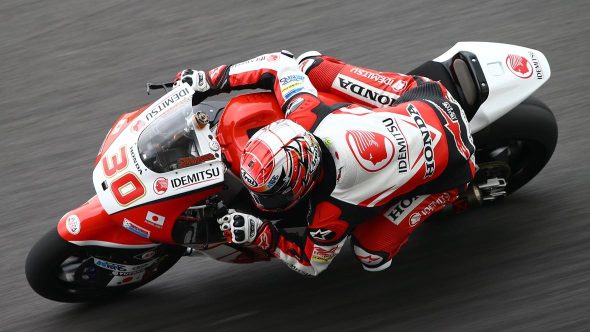 Takaaki Nakagami y Romano Fenati lideran los test de Moto2 y Moto3 2017