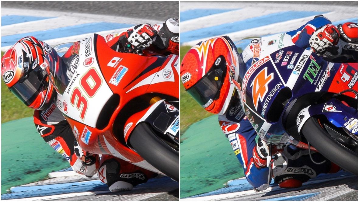 Takaaki Nakagami y Fabio Di Giannantonio comienzan 2017 en pole en Moto2 y Moto3