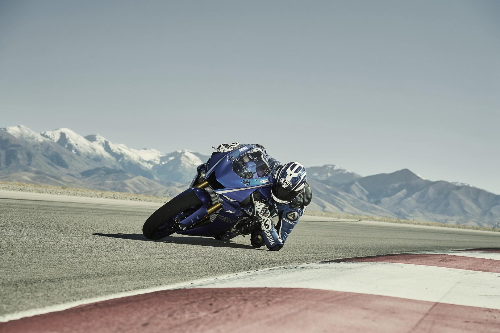 Yamaha YZF-R6 2017, sin ventajas en el Mundial de Supersport