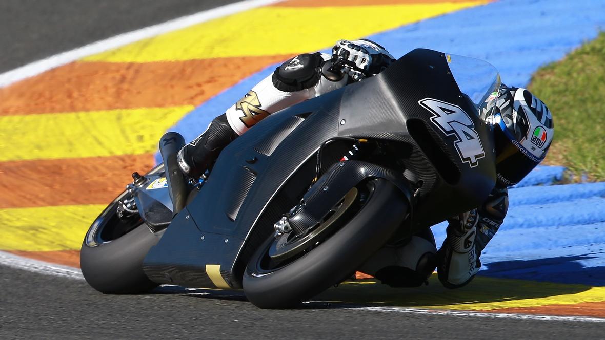 KTM en MotoGP, comparativa con los estrenos de Suzuki y Aprilia