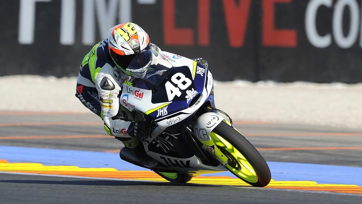 Lorenzo Dalla Porta, campeón del mundo junior de Moto3 ante Marcos Ramírez