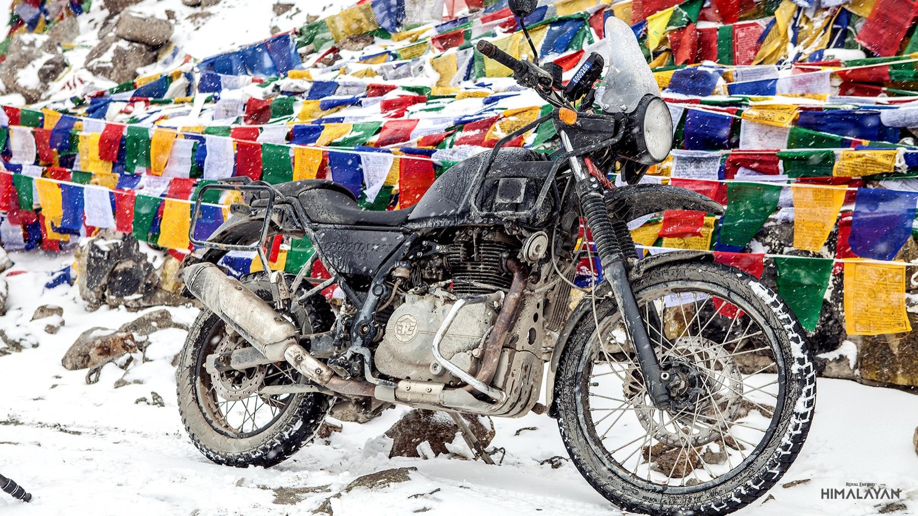 Royal Enfield Himalayan, la aventura para todos