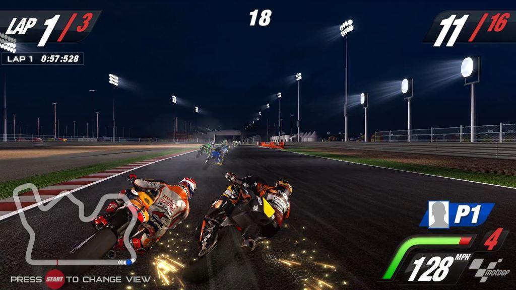MotoGP se pasa a las clásicas recreativas
