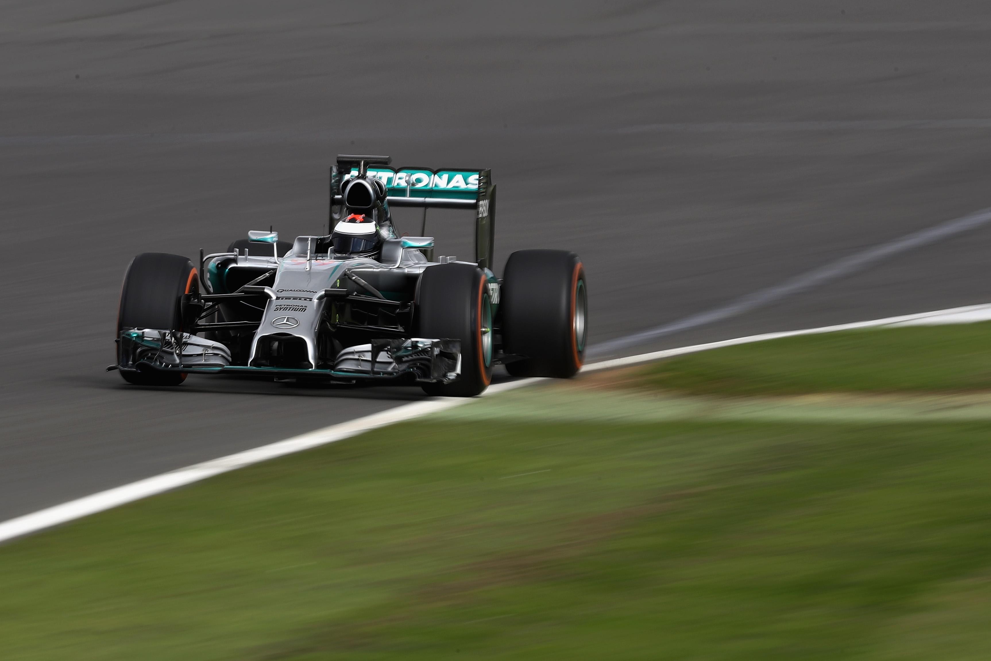 Jorge Lorenzo en el Mercedes Formula 1, el mini-documental de la experiencia