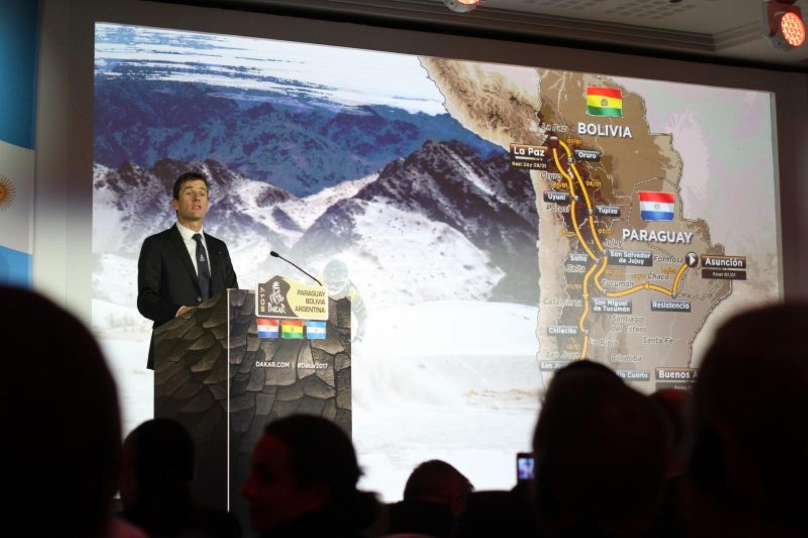 Presentada la edición 39ª del Dakar. Recuperando la esencia de la aventura.