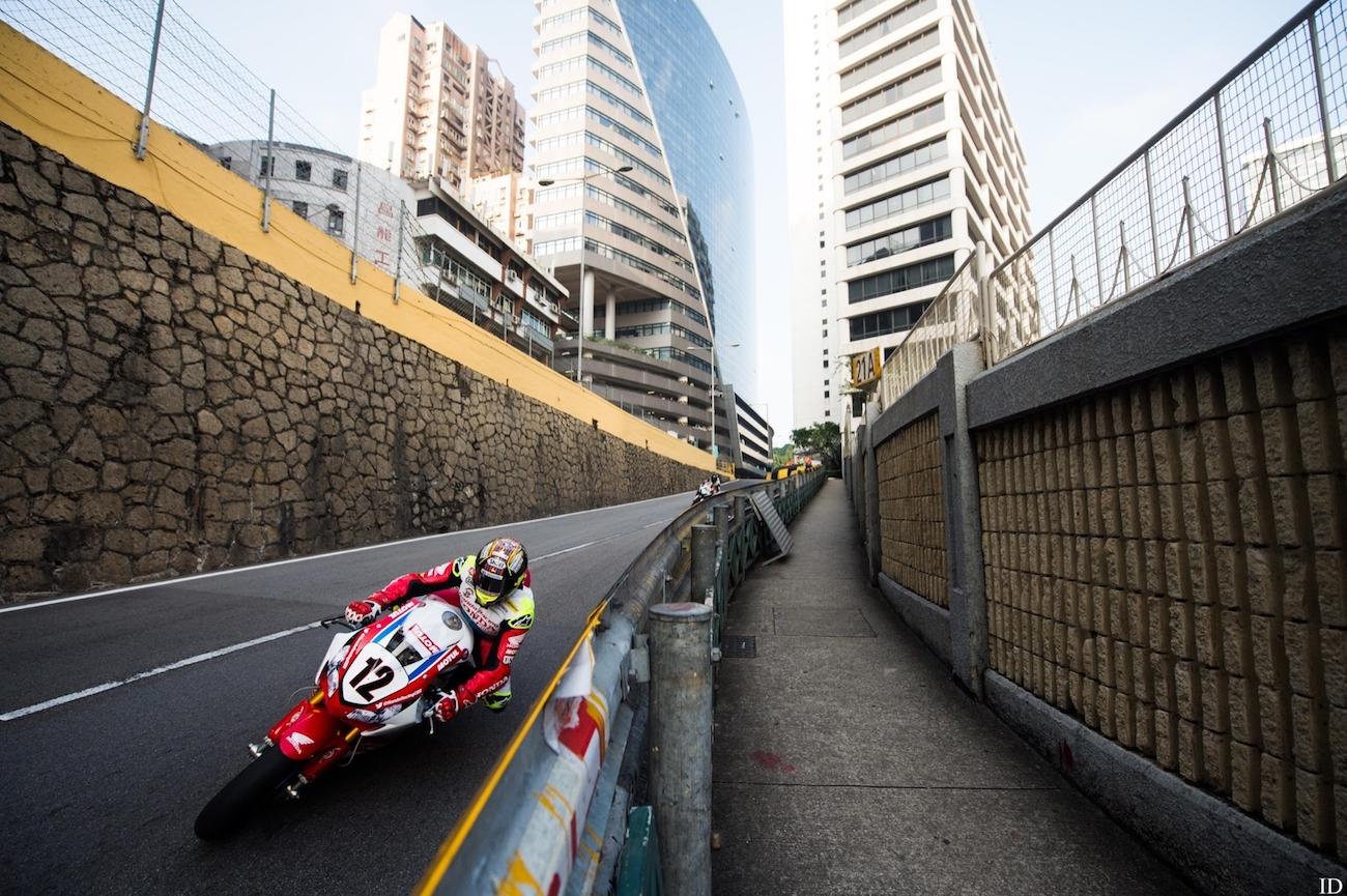 Gran Premio Macao 2016, carrera completa