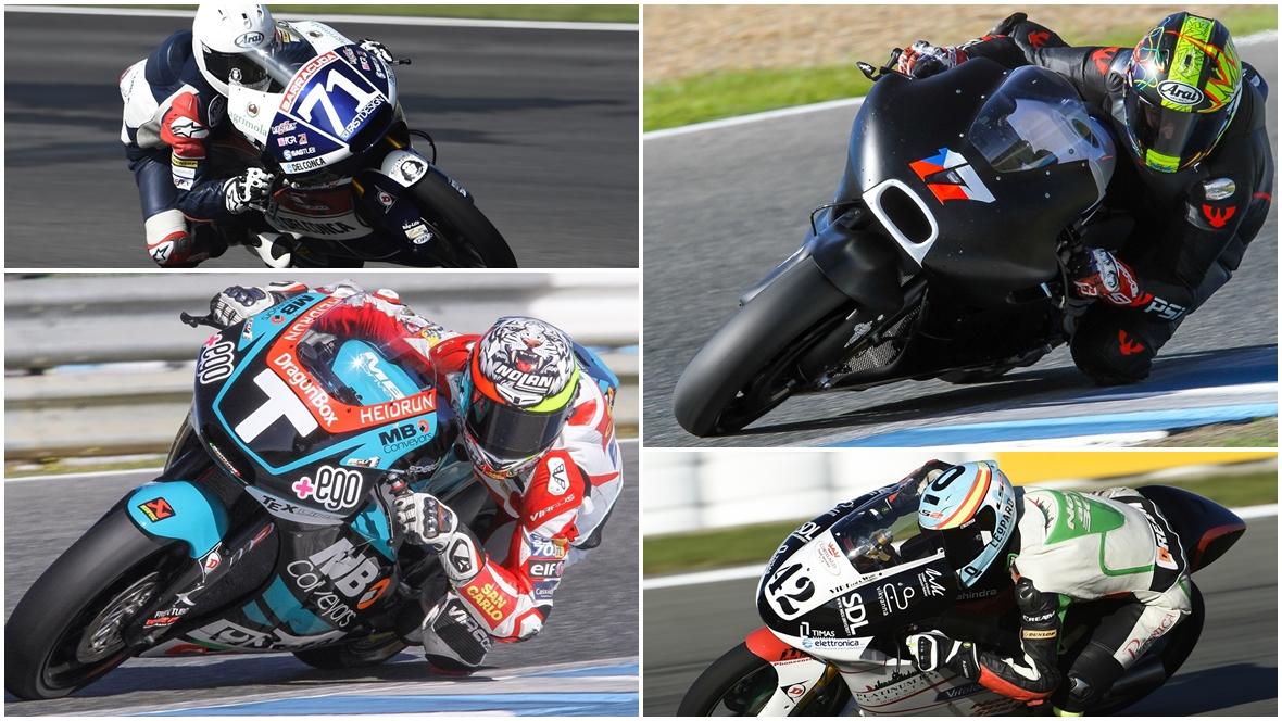 Ocho caras nuevas y nueve seminuevas en el mundial de MotoGP 2017