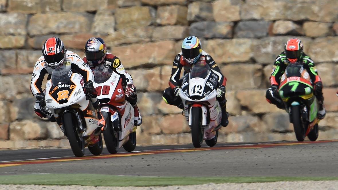 Ser español, un lastre para llegar al mundial de MotoGP
