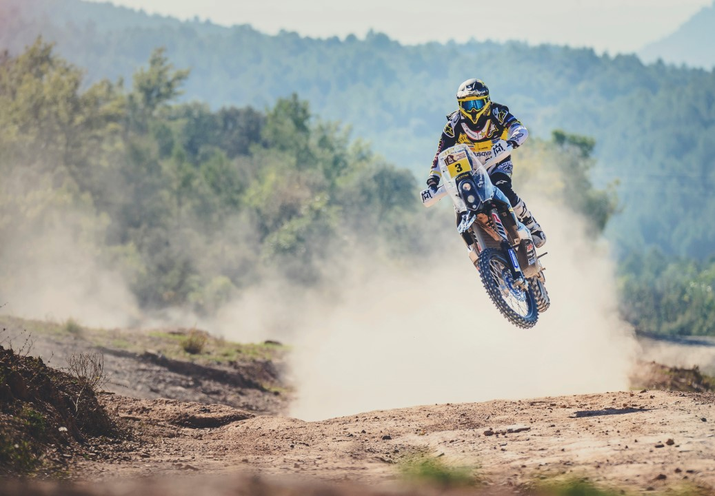 Pablo Quintanilla y Pela Renet, listos para el Dakar 2017