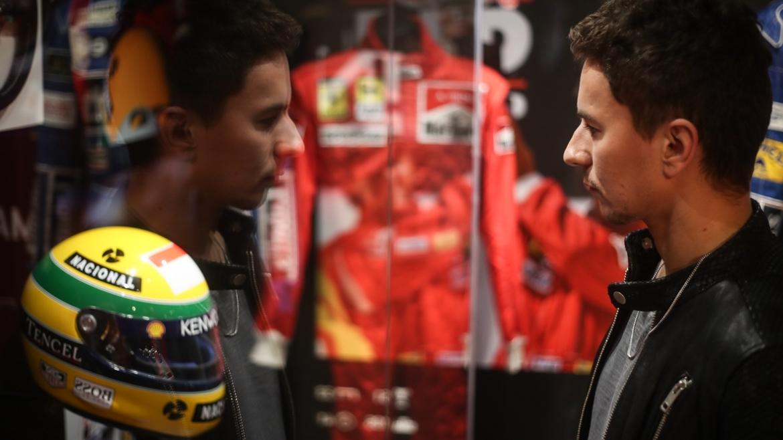 "Jorge Lorenzo: ""Me veo como Alonso, a Marc como Hamilton y a Rossi como Schumacher"""