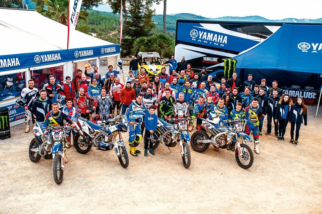 En enero arranca el Yamaha Pro Tour Enduro 2017