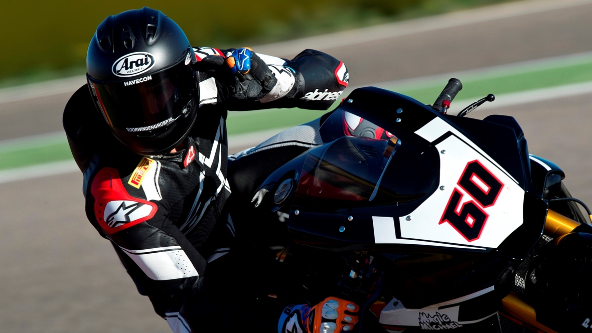 Michael VD Mark, la apuesta de Yamaha para reconquistar Superbike