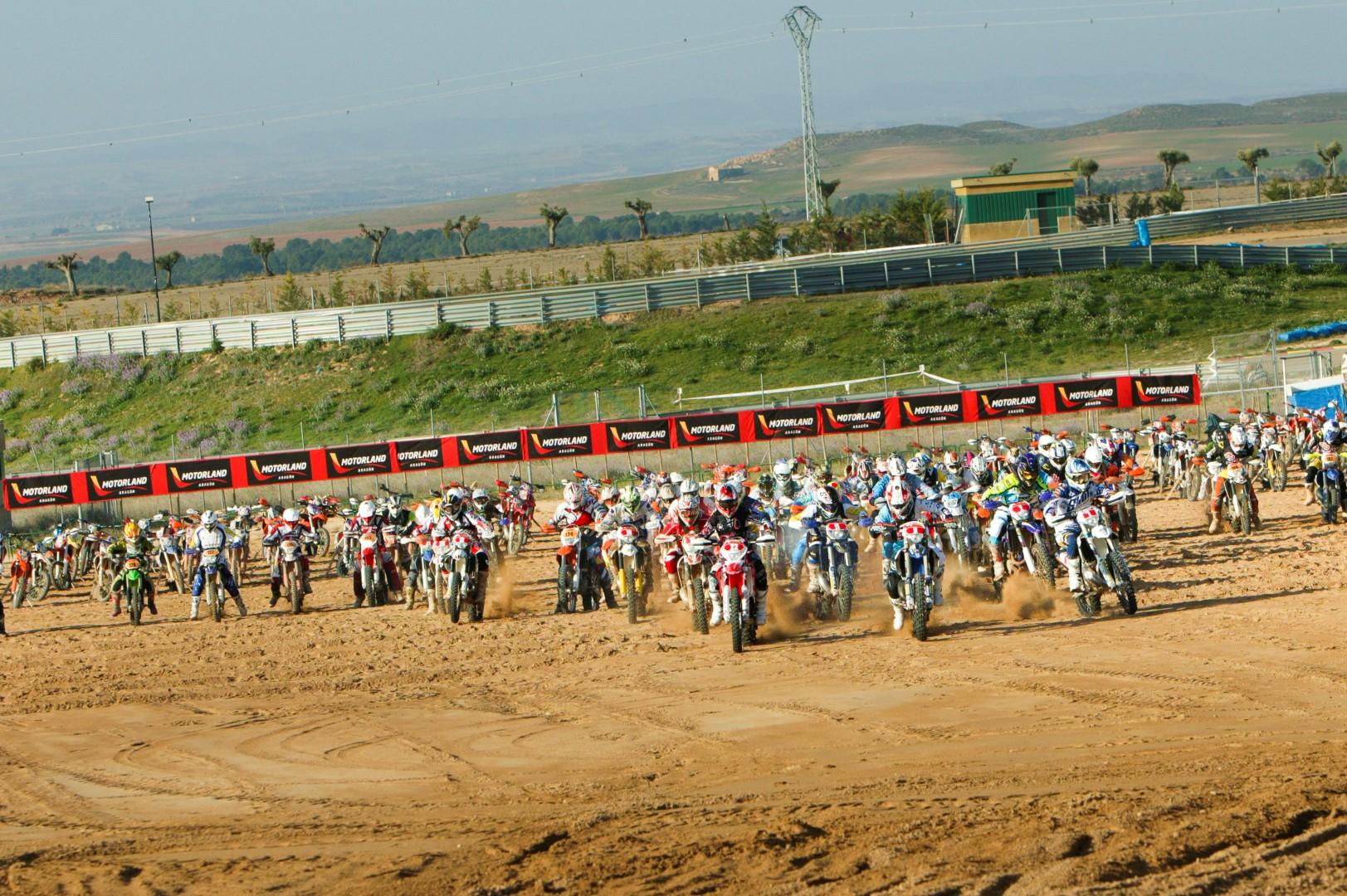 La prueba de enduro Motorland X-Race regala una inscripción para su quinta edición,  de los próximos días 17 y 18 de diciembre