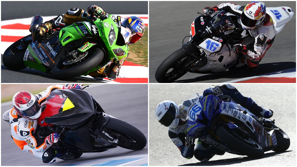Kawasaki-Honda-MV Agusta-Yamaha, guerra a cuatro en Supersport