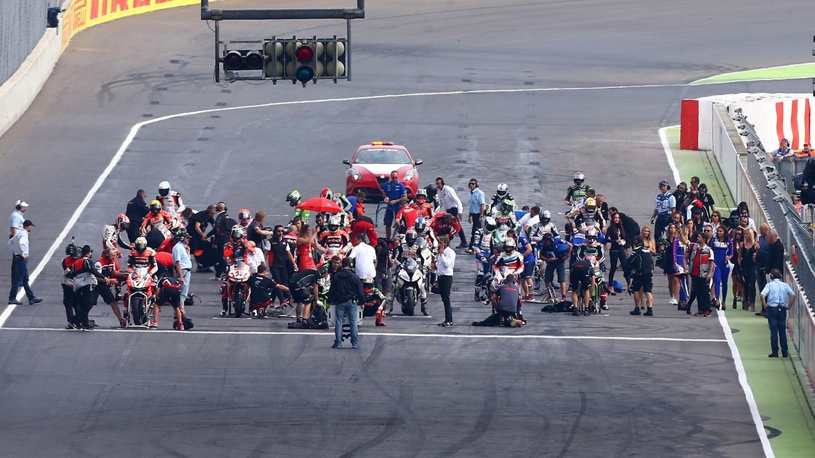 El mundial de Superbike introduce un cambio drástico en la formación de parrilla