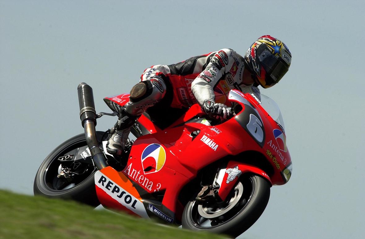 Norick Abe, la melena de Suzuka que conquistó el corazón del motociclismo