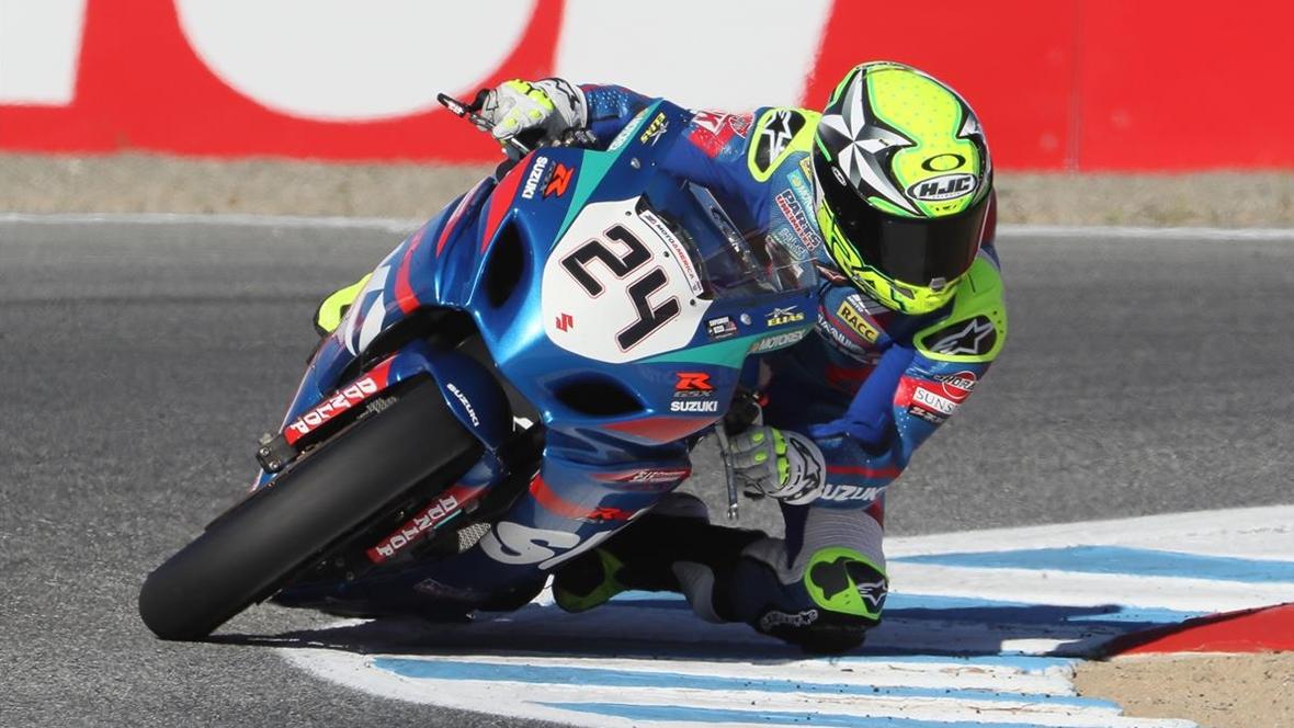 Toni Elías renueva con Yoshimura Suzuki para conquistar MotoAmerica en 2017
