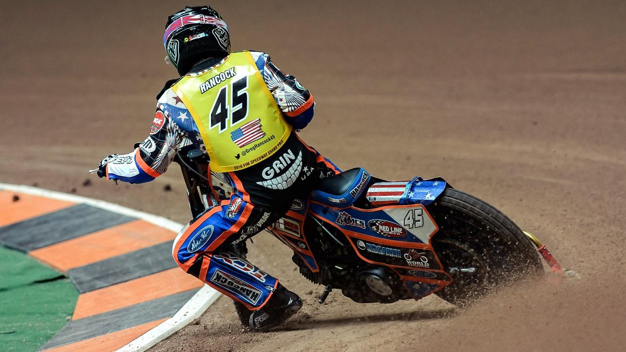 Greg Hancock, el Valentino Rossi del Speedway