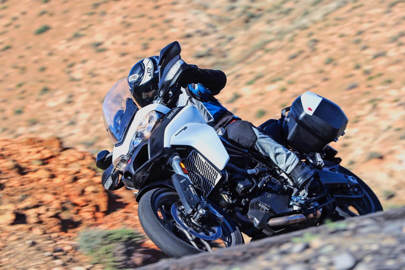 Ducati Multistrada 950 2017, prueba, ficha técnica y primeras impresiones