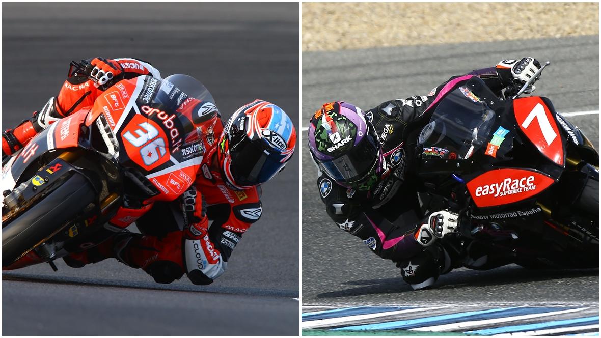Aprilia se lleva a los dos grandes talentos del motociclismo sudamericano