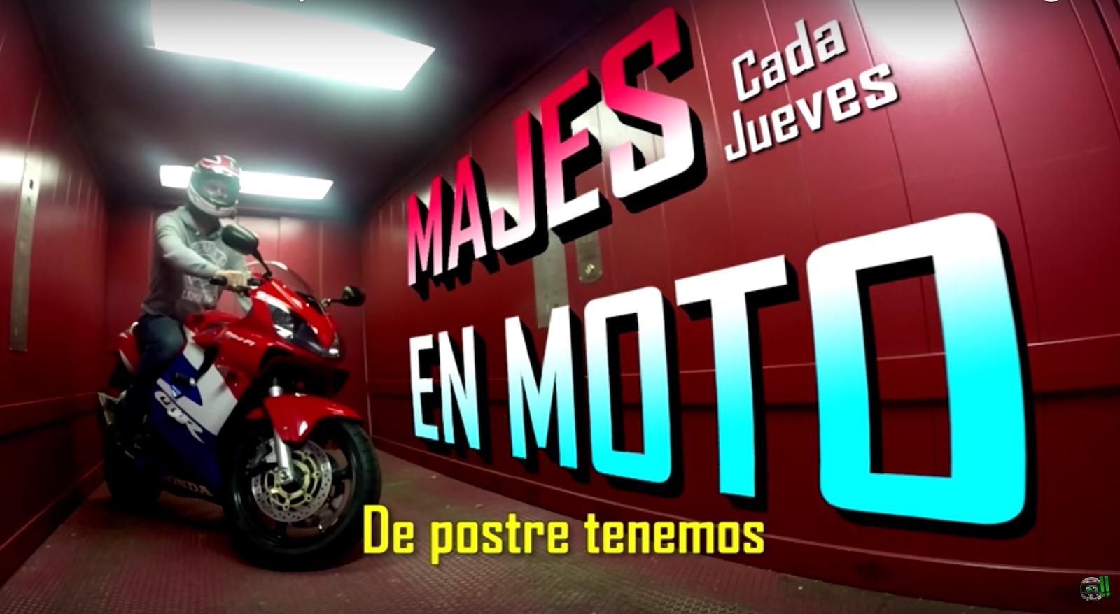 """Entrevista con Majes en Moto: """"Quizás mejore la imagen que tienen algunos enlatados de nosotros"""""""