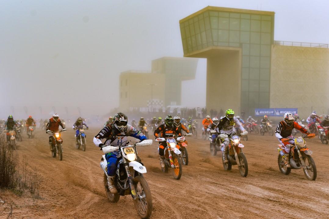 Ramón Quer vence en la Motorland X-Race