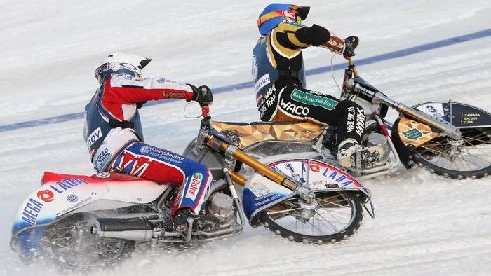 MotoDeportes de Invierno (I): Ice Speedway