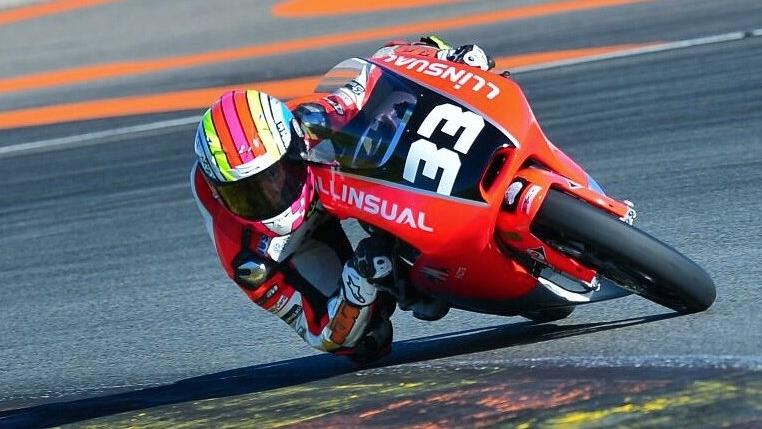 Dani Valle estará en el nuevo Campeonato del Mundo de Supersport 300