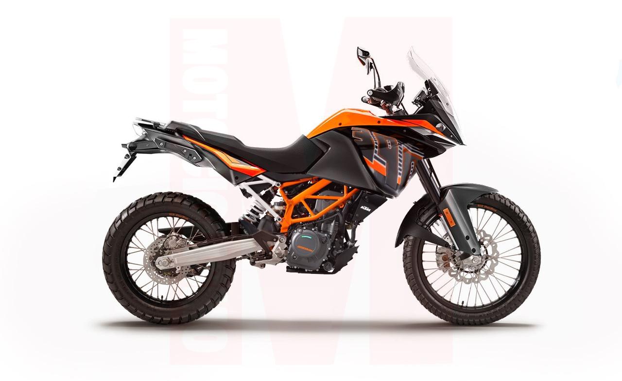 Así serían las KTM 390 y 790 Adventure que ya ruedan en Europa | Noticias | Motociclismo.es