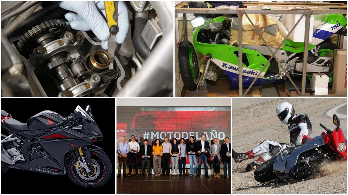 Los 10 artículos más leídos en 2016 en Motociclismo