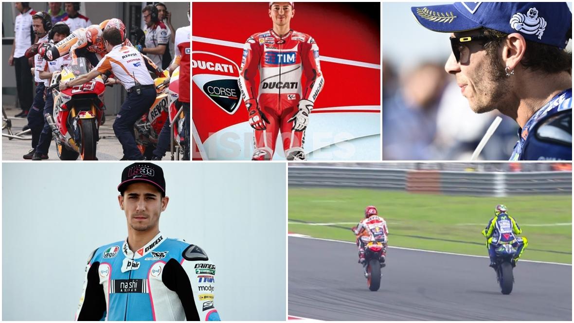 Los 10 artículos de MotoGP más leídos en 2016 en Motociclismo
