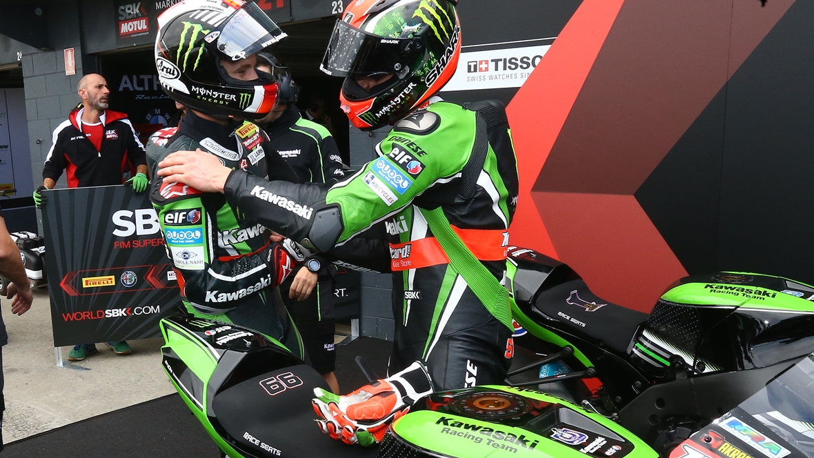 Kawasaki volverá a MotoGP en 2018 con Jonathan Rea o Tom Sykes (Inocentada)
