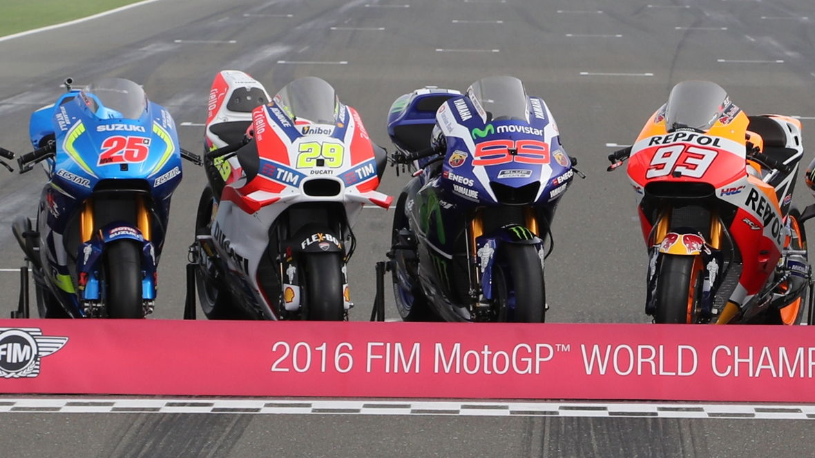 MotoGP copiará el formato de la Fórmula 1 a partir de 2020 (Inocentada)