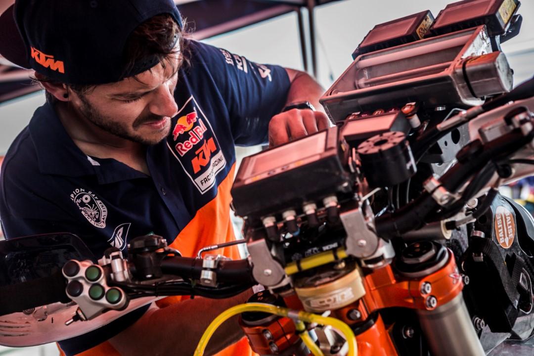 Los nuevos GPS dificultan todavía más el Dakar