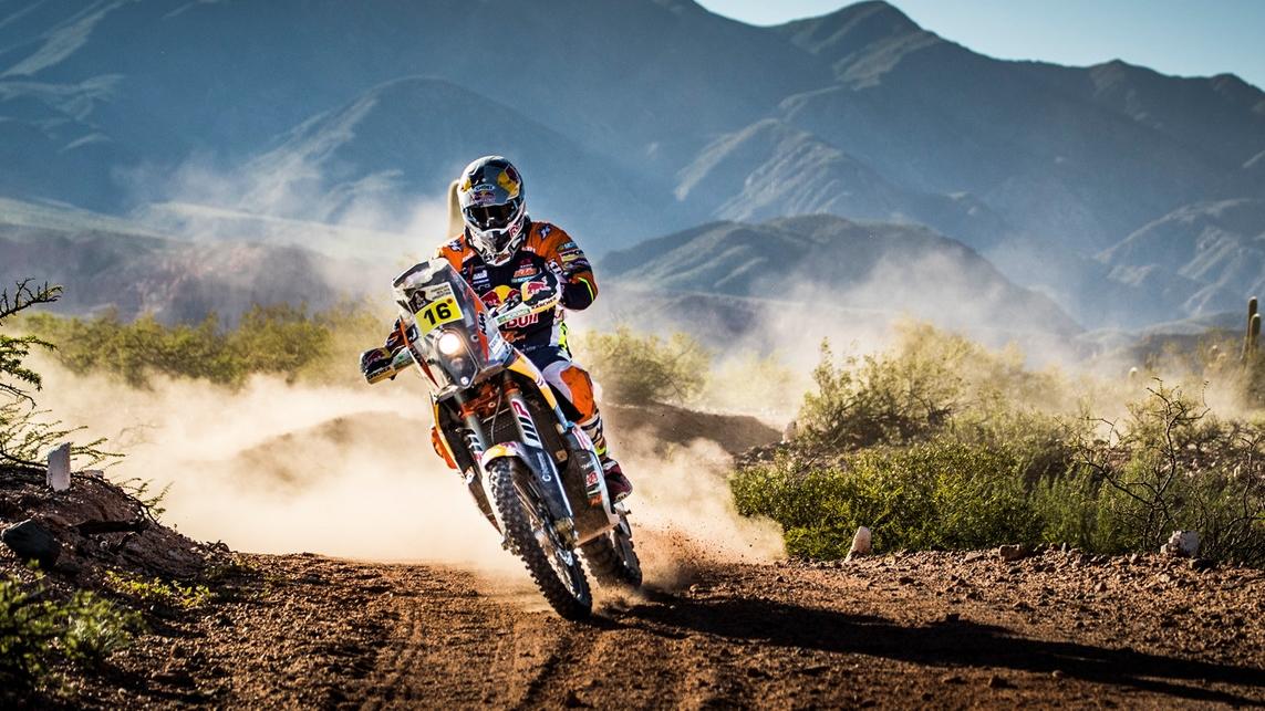 Dakar 2017, Matthias Walkner gana, Joan Barreda es más líder y Toby Price abandona