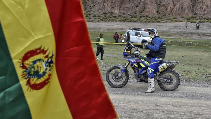 Dakar 2017, anulada la sexta etapa por mal tiempo en Bolivia